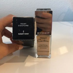 Givenchy Makeup - Givenchy Teint Couture Fluid Foundation